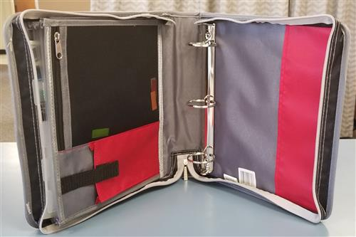 binder picture