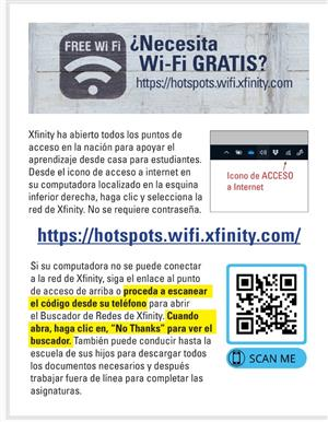 spanish wifi support