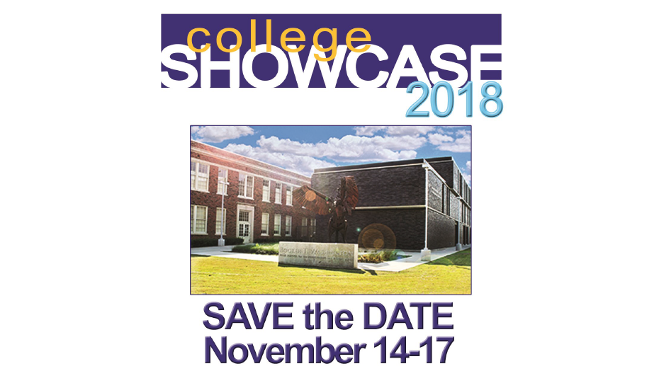 College Showcase Week!