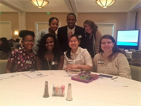 Students attend DBA Symposium