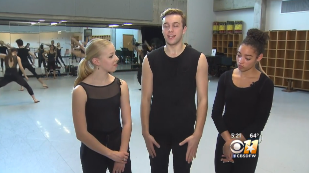 Three Booker T. Dancers Accepted Into Julliard!