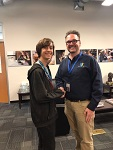 Congratulations to our National Merit Scholarship Semifinalist, Miles Shickman!