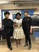 Booker T. Music Conservatory Junior receives Vocal Performance and Songwriter Award