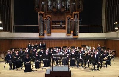 Booker T. Wind Ensemble in Austin