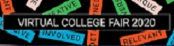 Virtual College Fair will open at 3:30pm (CST) on Friday, Nov. 20