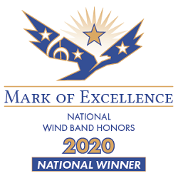 National Winner in the 2020 Mark Of Excellence!