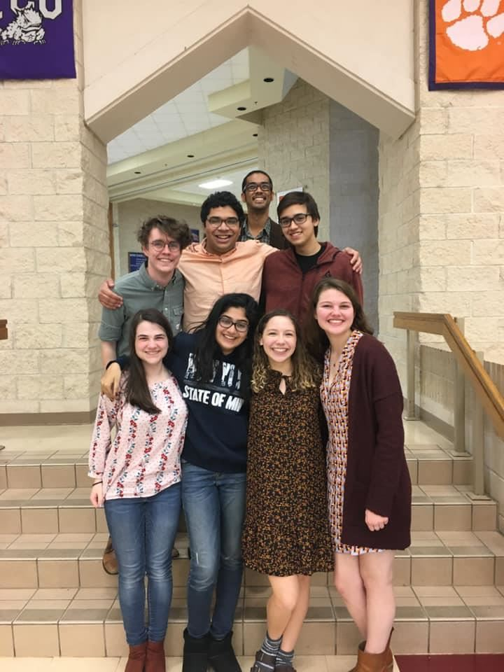 Congratulations to our 2019 All-State Choir students!