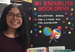 Book Drive for Mi Escuelita Preschool