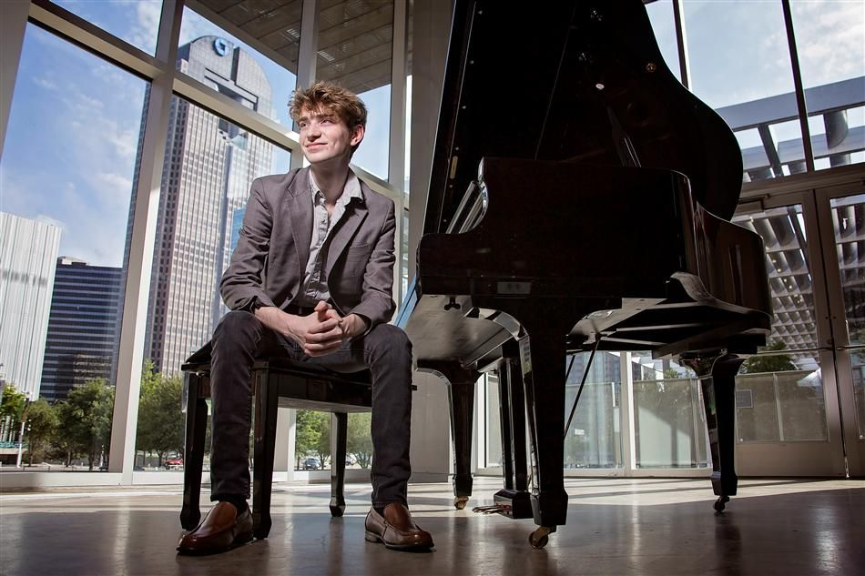 WRR Classical 101.1 featured Senior Pianist Cameron Berta