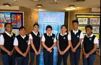Hulcy STEAM Student & Staff Moments