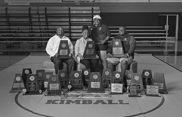 Kimball Wrestling Continues Championship Legacy