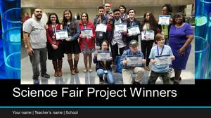 Science Fair Project Winners