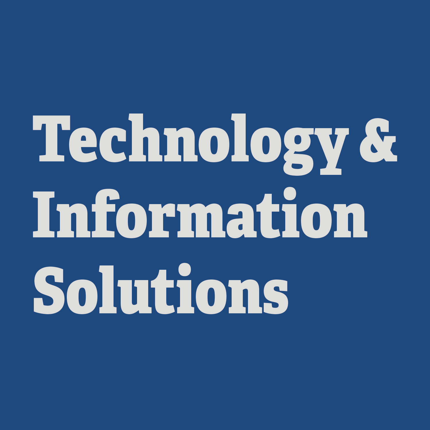 domains in information technology
