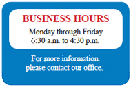 Districtwide Records Management Business Hours