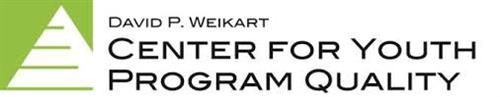 Weikart Center for Youth Program Quality