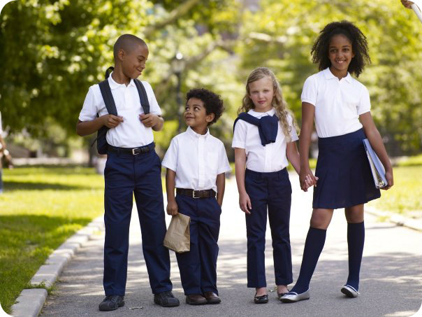 W. E. Greiner Uniform and Backpack Policy