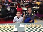 boys at chess tournament