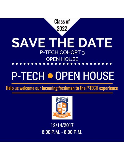 P-TECH Open House