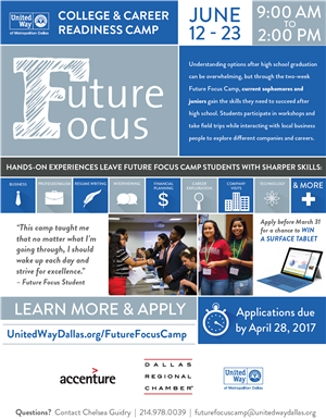 Future Focus Camp
