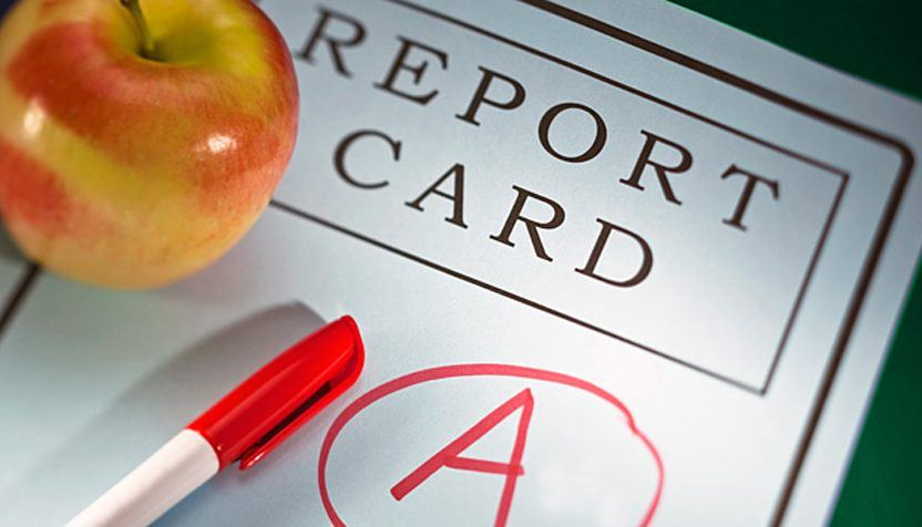 Student Report Card Available in Parent Portal