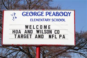 Peabody Welcome