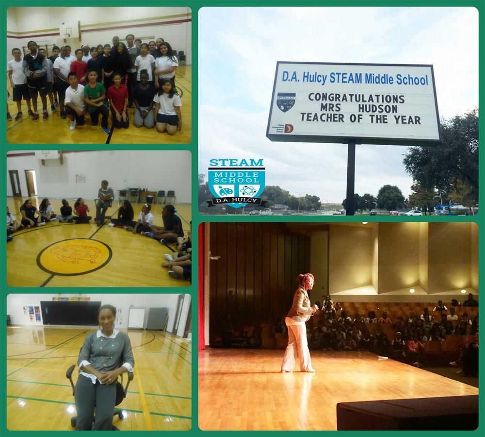 D.A. Hulcy STEAM Middle School / D.A. Hulcy STEAM Middle