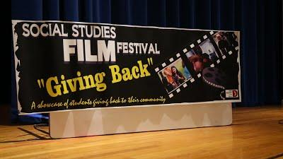 Students win 1st, 2nd, and 3rd place at the Dallas ISD Social Studies Film Festival!