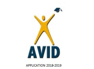 ONLINE AVID APPLICATION 2018-2019