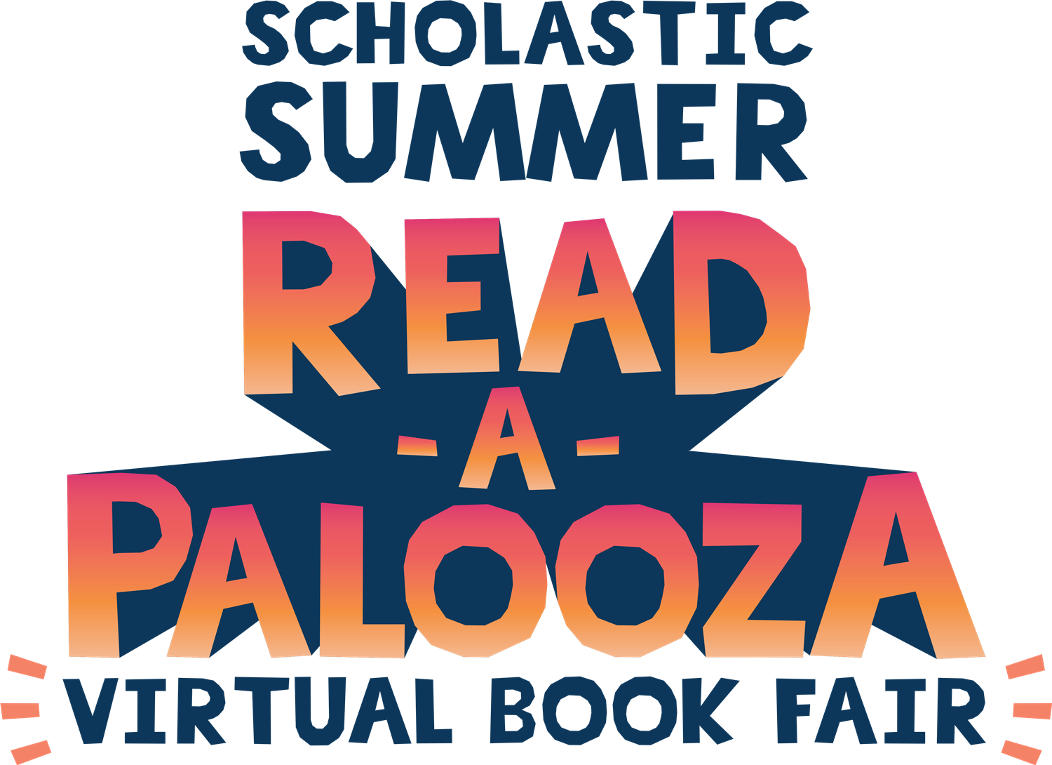Online Book Fair Open All Summer!