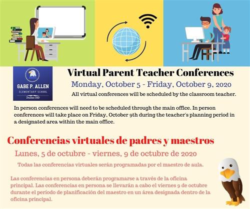 Virtual Parent Conferences