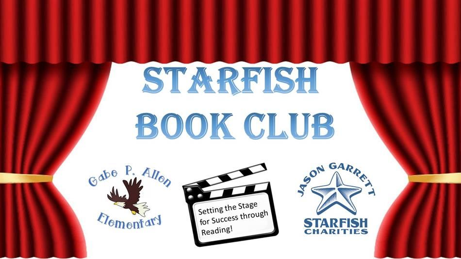 2018 Starfish Book Club
