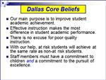 Dallas isd homework help