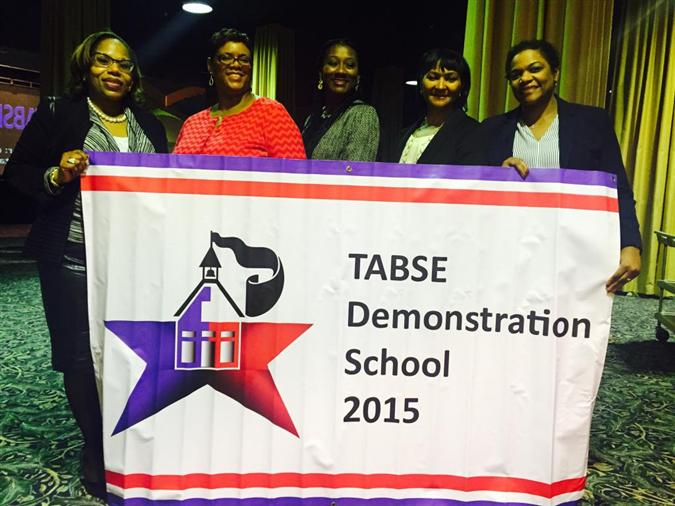 2015 TABSE Demonstration School (click to read more)