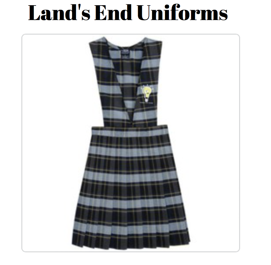 Land's End Uniforms
