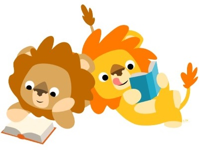 lion readers