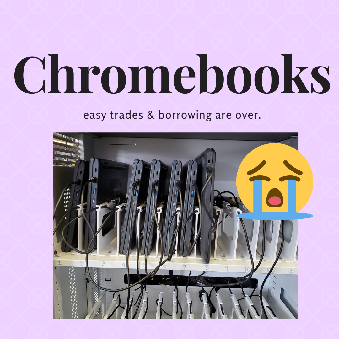 Easy Chromebook trades are over.
