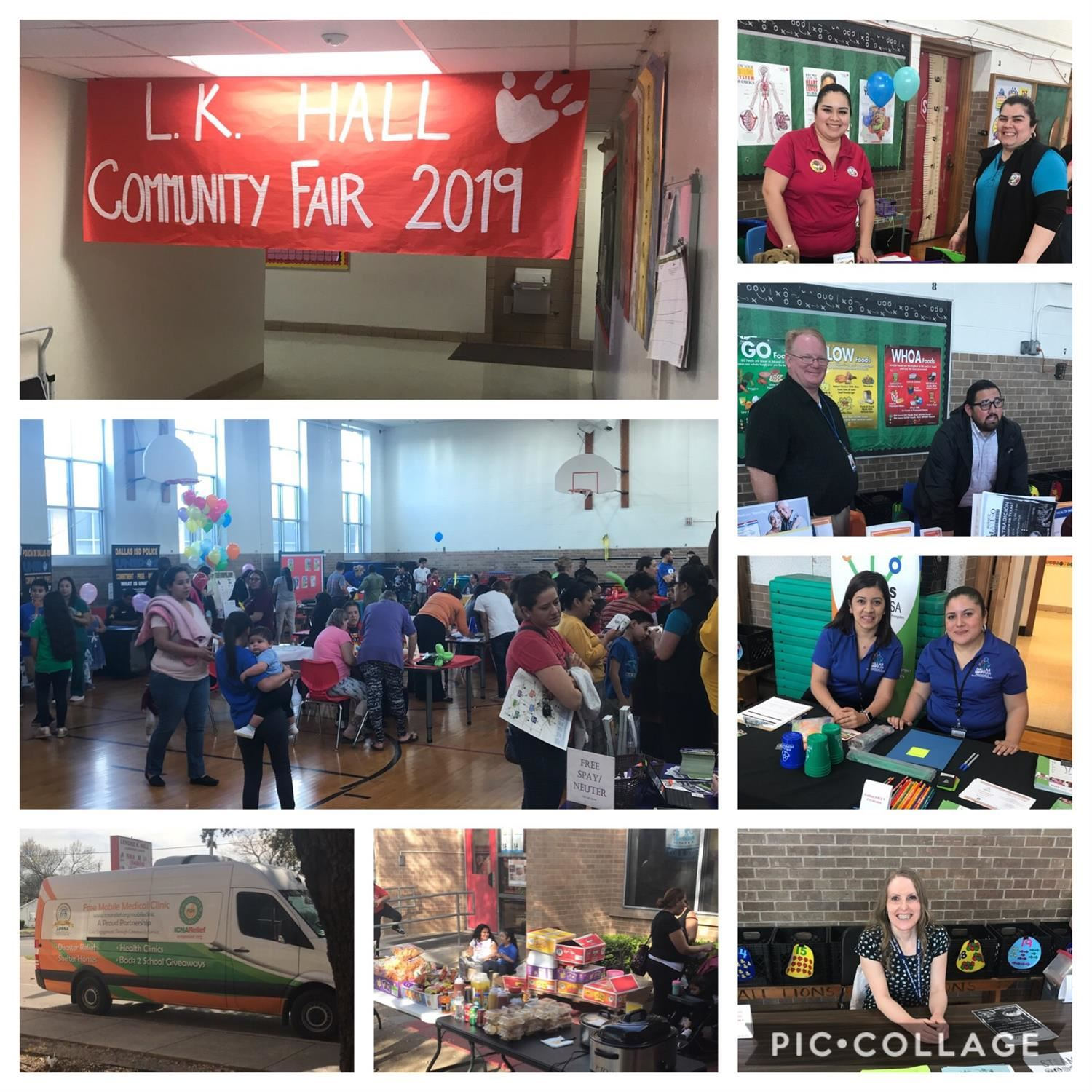 Community Fair was a Great Success!