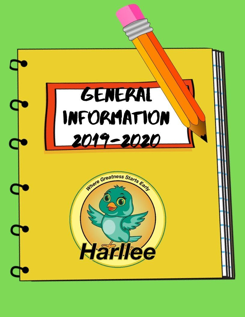 2019-2020 General Information for Back to School