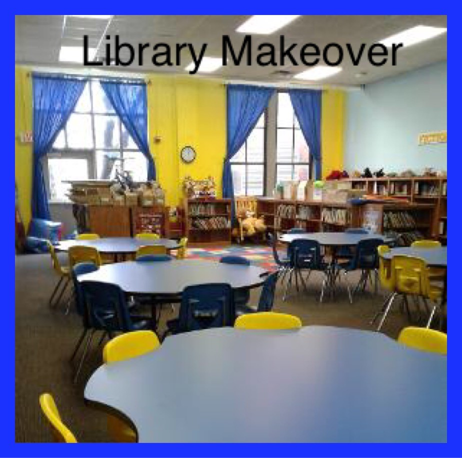 Library Makeover