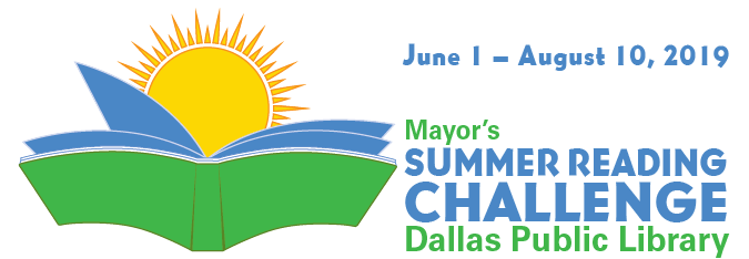 Earn great prizes! Join the Mayor's Summer Reading Challenge