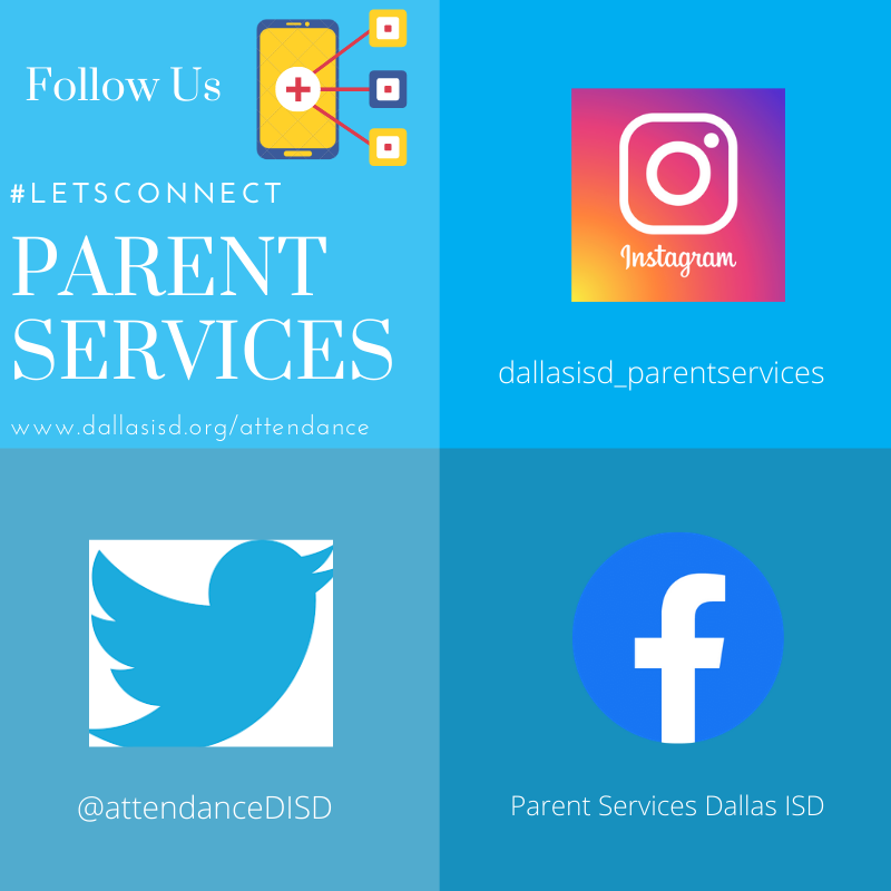 Connect with DISD Parent Services!