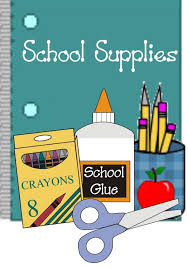 School Supply List and Uniforms