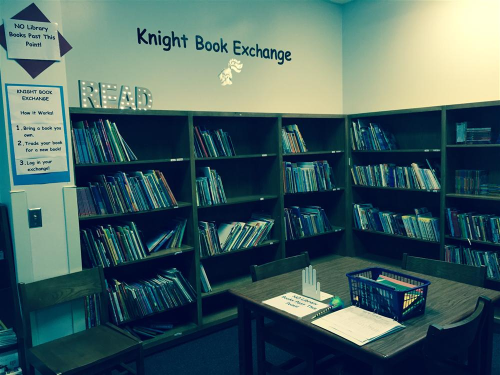 Knight Book Exchange