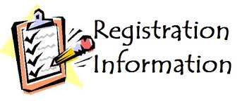 Student Registration 20-21 School Year