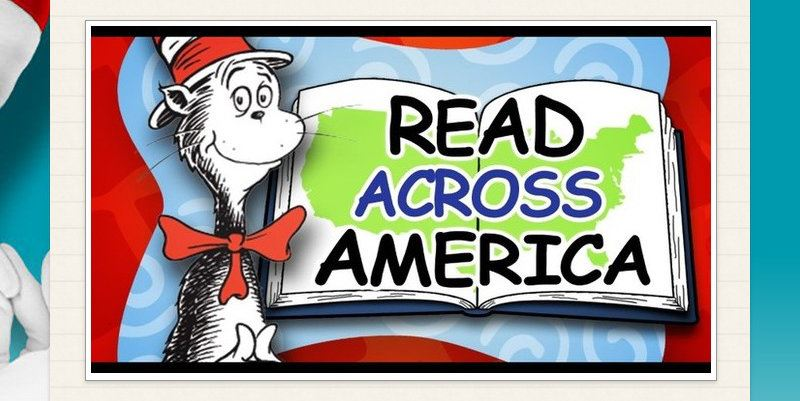 Take a Look at How We Celebrated Read Across America Day!