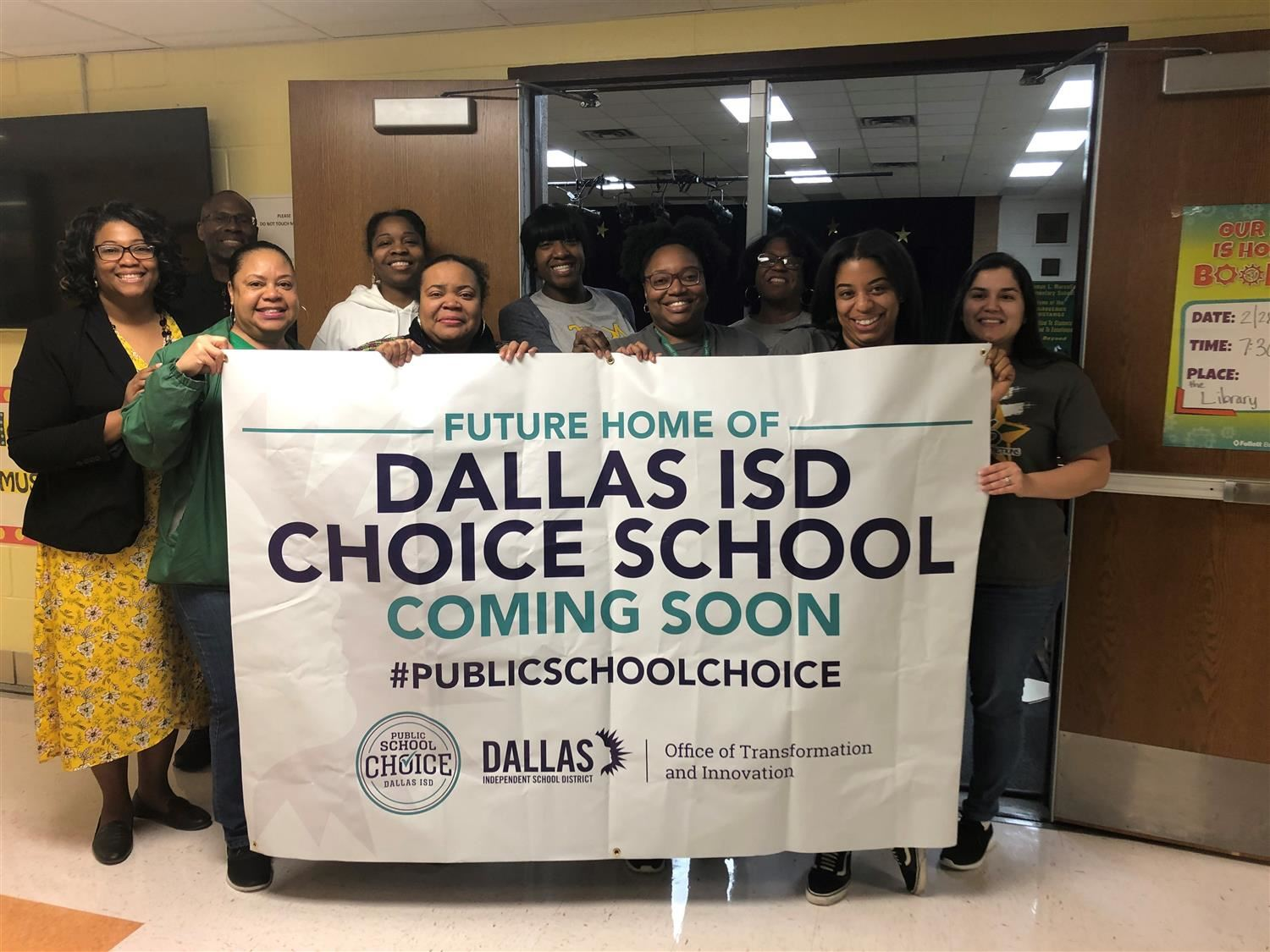 Marsalis Becomes A New DISD School of Choice in 2020-2021