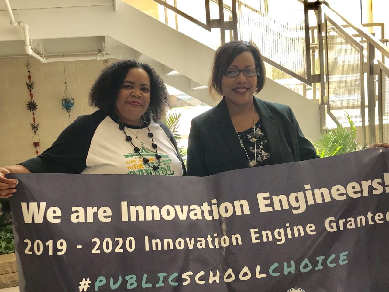 Innovation Comes To Marsalis!