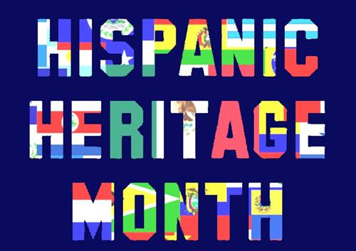 Hispanic Heritage Month