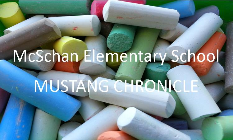 McShan Mustang Chronicle