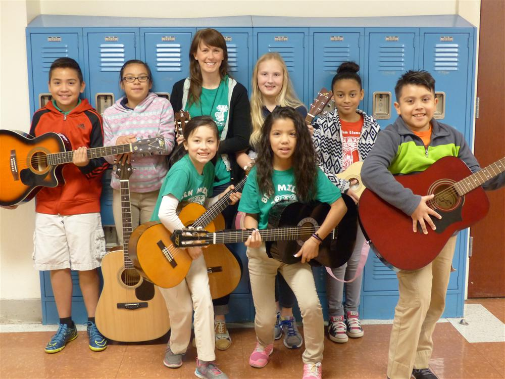 Milam Guitar Club